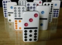 91 Dominoes Doodle Challenge