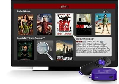 Netflix On Roku LT Streaming Player