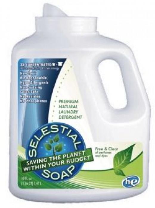 Selestial Soap