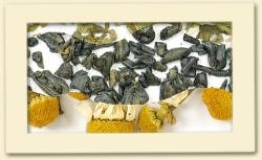 Spearmint Morrocan Twist Tea