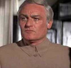 "Charles Gray ""Blofeld"" in the James Bond movies"
