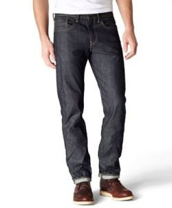Levi's 513 Rigid Salvage