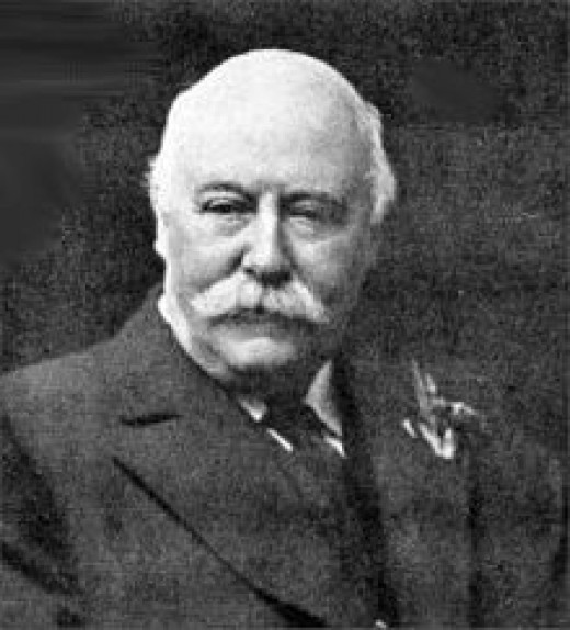 Hubert Parry, the composer of Jerusalem