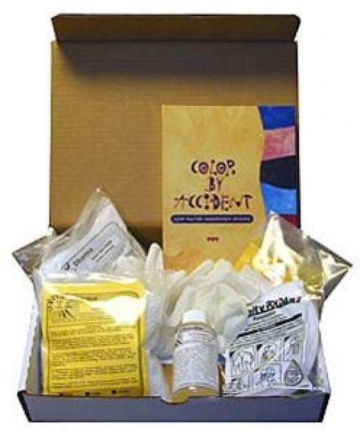 Fabric Dye Kit