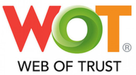 WOT Web Of Trust Surf The Web Safely
