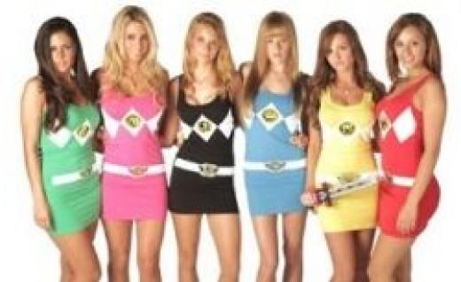 Power Rangers Dress