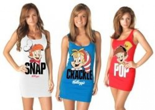 snap crackle and pop costume