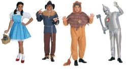 Wizard of Oz Group Costume