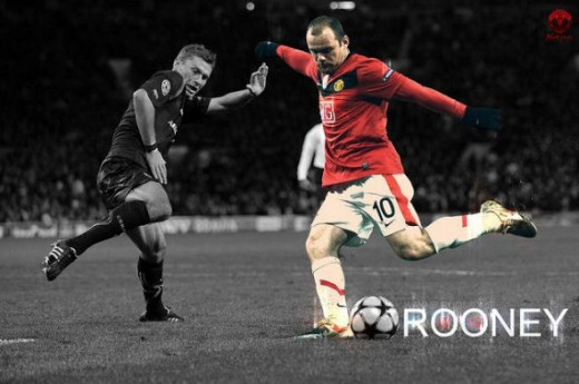 waynerooney wallpaper