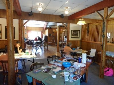 Watercolor Weekend At Black Cat Guest Ranch