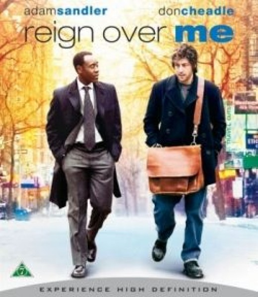 Reign Over Me
