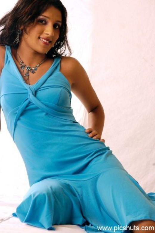 Srilankan Hot Babes - Deena