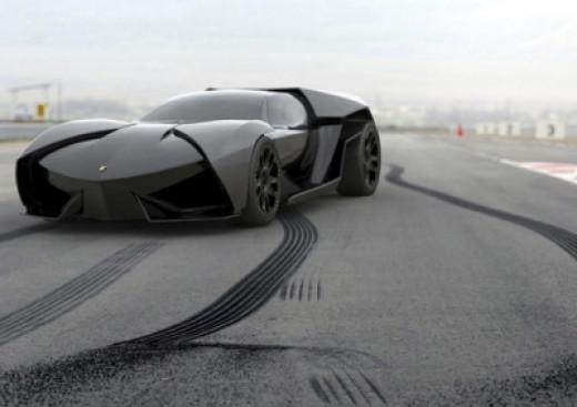 2016 Lamborghini Ankonian Hybrid