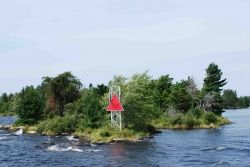 Soldier Point on Rainy Lake