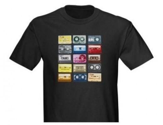 Mixtapes by Timewarp T-Shirts