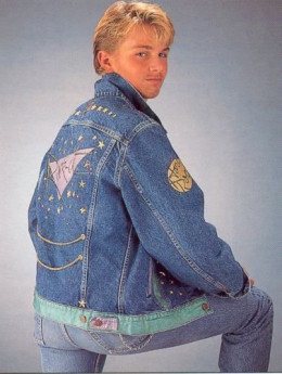 Worst 80s Fashion - Acid Wash Denim