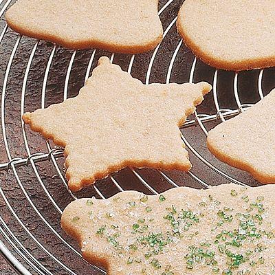 Gluten-Free Star cookies