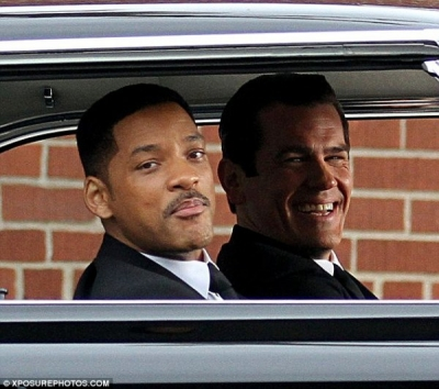 WILL SMITH AND JOSH BROLIN