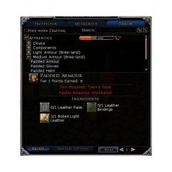 Overview LOTRO Professions