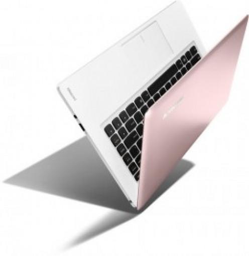 Lenovo U310 13.3-Inch Ultrabook (Cherry Blossom Pink)