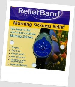 The Features of my Relief Band