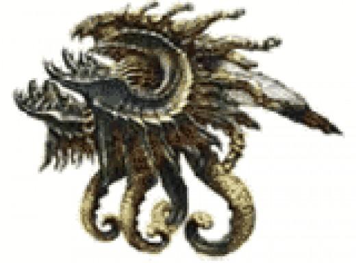 Final Fantasy X Boss: Geosgaeno