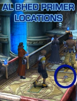 Al Bhed Primer Locations | Final Fantasy X | Guides ...