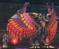 Boss: Isaaru's aeons Spathi Grothia Pterya