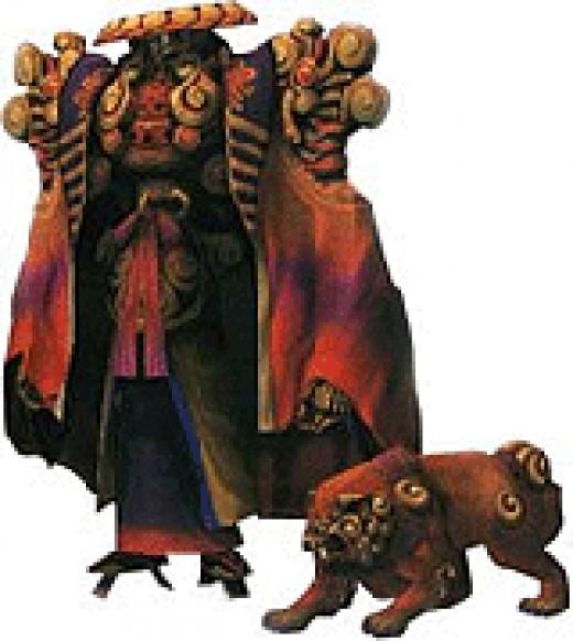 Final Fantasy X Boss: Yojimbo