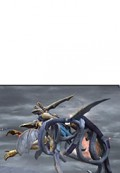 Final Fantasy X Boss: Seymour Flux and Mortiorchis
