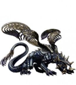 Final Fantasy X Boss: Sanctuary Keeper
