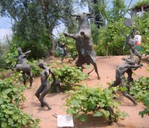 Dances with Vines