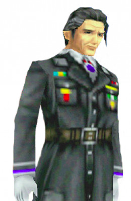 General Caraway, Father of Rinoa