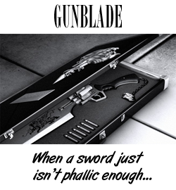 Squall's Gunblade