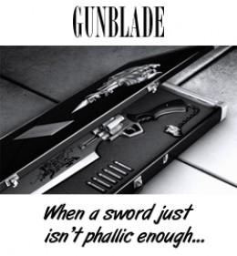 Squall's Gunblade