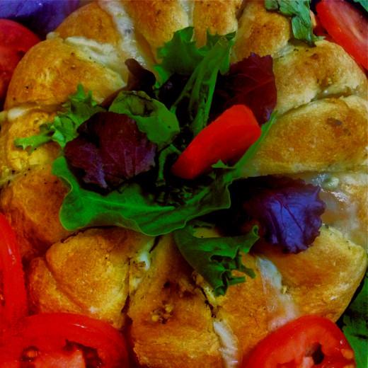 An easy garlic bread recipe.