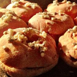 Savoury cronut recipe
