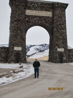 Visiting Yellowstone National Park in Winter