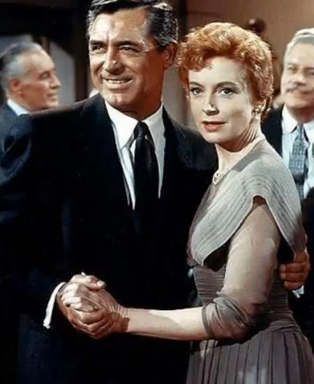 Cary Grant and Deborah Kerr
