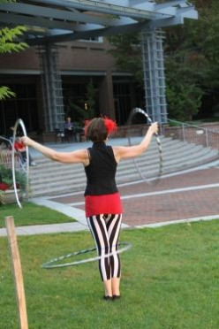 Four Online Resources for Learning How To Hoop