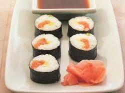 western-style sushi