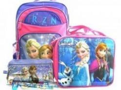 Frozen School Stationary Sets for Girls