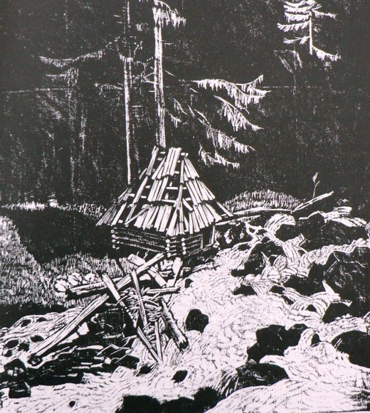 Engraver: Bernard Rice