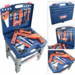 Tool Bench for Kids