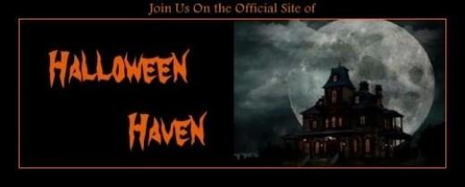 Halloween Haven Website
