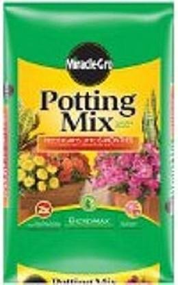 Miracle Gro Potting Soil