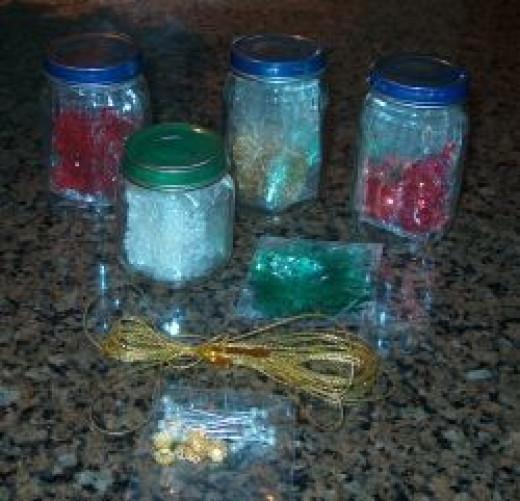 Organize Beads