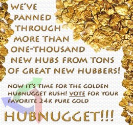 Hey you!!! Feel free to help promote these new Hubbers! You can use this graphic on your hub(s), website(s) and/or blog(s) freely to promote this and or your favorites! Get your friends to vote!!!