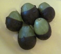 Chocolate Covered Grapes Recipe