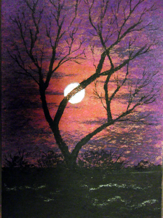 Creating Texture With Artists' Soft Pastels